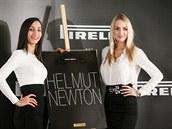 Představení kalendář Pirelli rok 2014. Firma Pirelli představila kalendář pro...