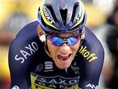 21. �ERVENCE Britská nadvláda na Tour de France trvá, jen vít�z se jmenuje...
