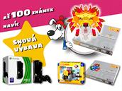 Soutěž o 100 známek navíc do Alíkovy pátračky Snová výbava, Xbox a LaQ