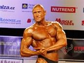 Daniel Petrejčík při soutěži.