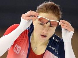 Rychlobruslařka Karolina Erbanová