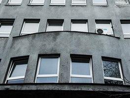 Februárka. Zde, v sídle bratislavské centrály StB, pracoval řídící důstojník...
