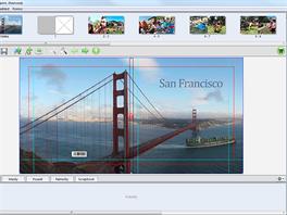 Na obálku můžete dát jakýkoli snímek či snímky, jen na zadní straně je umístěn...