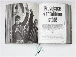 Ukázka z knihy Kmeny 0, kterou dal dohromady raper a výtvarník Vladimir 518.