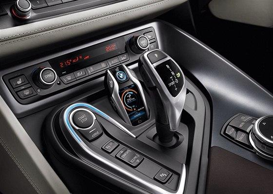 Klíč pro BMW i8