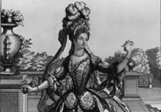 """""""Nejkrásnější hlas na světě,"""" napsal prý o jejím zpěvu markýz de Dangeau roce"""