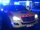 Rodina v pražských Střešovicích se přiotrávila plynem. Na místě zasahovali...