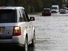 Déšť a záplavy komplikovaly leteckou i pozemní dopravu (26. prosince)