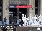 Ruský Volgograd zažil po dvou měsících další sebevražedný útok. (29. prosince...