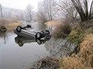 """""""Řidič nepřizpůsobil rychlost jízdy stavu a povaze vozovky. Na kluzkém povrchu..."""