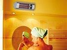 Jednoduchá instalace, snadná regulace a okamžitý tepelný účinek: infračervená