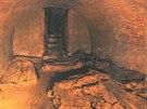 V jedné z komor krypty pod kostelem nalezli archeologové zcela nečekaně celé...