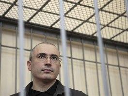 Michail Chodorkovskij na archivním snímku.