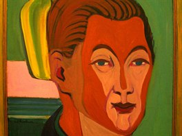 Kirchnerovy obrazy (Muzeum Ernsta Ludwiga Kirchnera)