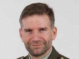 Hlavní kaplan české armády Jan Kozler