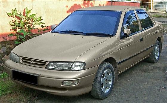 Timor S515 je vlastně Kia Sephia