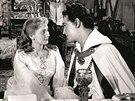 Když hrála princeznu Ladu, bylo Marii Kyselkové čtyřiadvacet. V roli prince se...