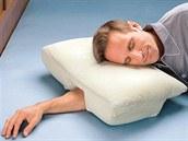 polštář pro spaní na boku