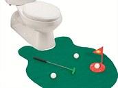 záchodový golf