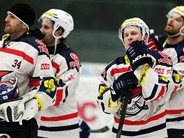 Zklamání hokejistů Chomutova.