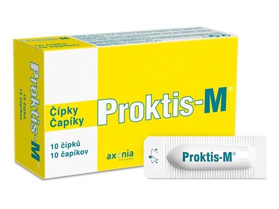 Proktis- M čípky