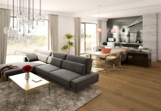 Nové byty Park Hloubětín od JRD. Zdravé a úsporné bydlení