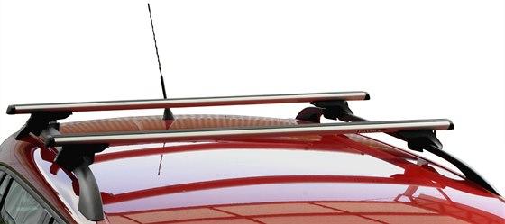 Přepravu lyží řeší autoboxy a střešní nosiče