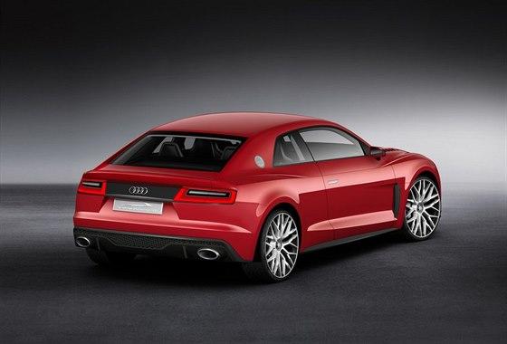 Koncept Audi Sport Quattro laserlight