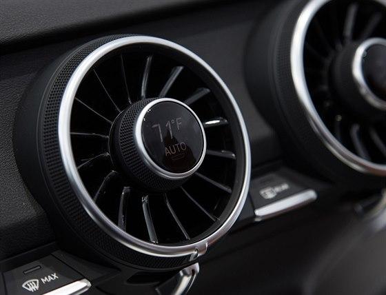 Interiér nového Audi TT