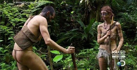 Nazí a v džungli: Naked Jungle