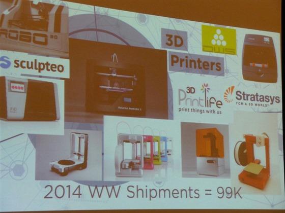 Průmyslové 3D tiskárny už se chytily. Například evropská firma Sculpteo tiskně...