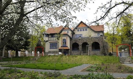 Jurkovi�ova vila v Brn�