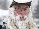 Mrazivé vlně předcházelo silné sněžení, které přineslo přes 30 centimetrů...