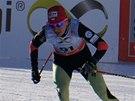 Běžkyně na lyžích Eva Vrabcová