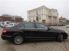 Budoucí palestinská ambasáda v Praze - Suchdole byla ve čtvrtek v obložení...