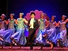 Nejlepší inscenací roku 2013 byl podle diváků muzikál Zpívání v dešti.