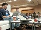 Mezi novináři je na veletrhu CES jasnou jedničkou Apple.