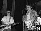 Otakar Alfr�d Michl jako �len obnoven�ch DG 307 v roce 1993 v klubu Na