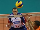 Český volejbalista Tomáš Široký