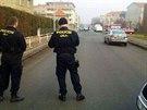 Po výbuchu v bytě palestinského diplomata policie uzavřela Internacionální...