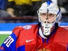 Rusk� juniorsk� g�lman Andrej Vasilevskij