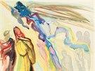 Kunsträume grenzenlos vystavuje grafiky Salvadora Dalího