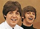 Ob�lka desky The Beatles VI, kter� vy�la jen ve Spojen�ch st�tech