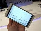 Představení Huawei Ascend Mate 2 na veletrhu CES v Las Vegas