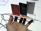 Alcatel One Touch Idol X+ na veletrhu CES v Las Vegas