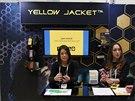 Pouzdro Yellow Jacket s integrovan�m taserem