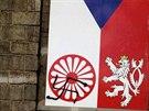 """V r�mci projektu """"V�b�rov� ��zen� na �esko-romskou vlajku"""" vzniklo sedm n�vh�..."""