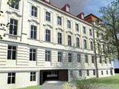 V budov� Slezsk� univerzity vznikne pr�chod. Lid� j�m projdou z M�rov� ulice k