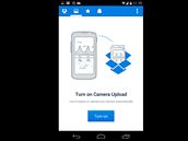 Aplikace Dropbox