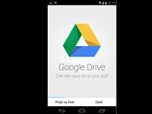 Aplikace Google Drive